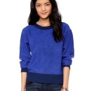 MARC by MARC JACOBS 100% Marino Wool Pullover/XL